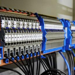 Elektroanlagenbau - PAMEC PAPP